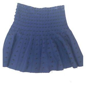 Alice and Olivia Sweater skirt